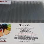 poliwęglan komorowy solar control grey szary 10mm
