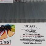 poliwęglan komorowy solar control grey szary